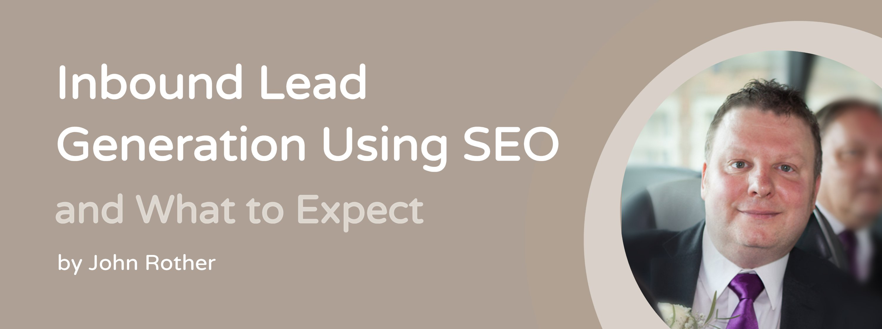 Inbound Lead Generation Using SEO
